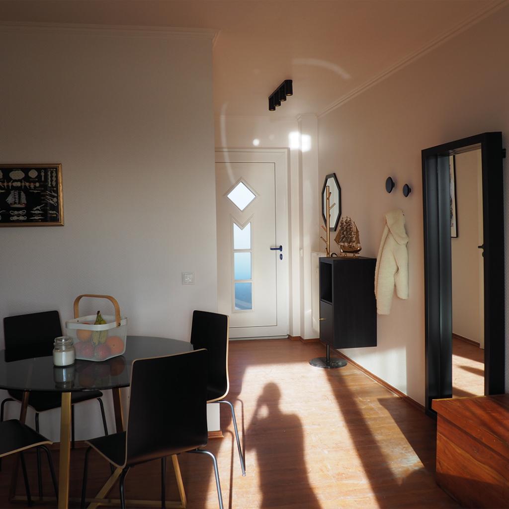 Wohnung 40 - Ferienwohnung Hafenidyll